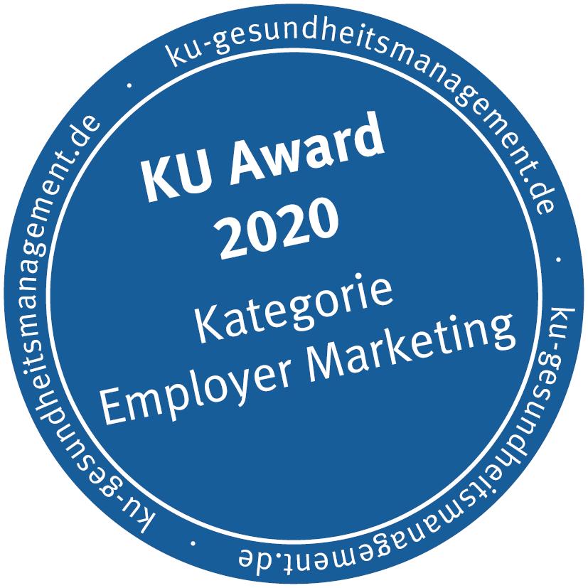 KU Award Employer Marketing