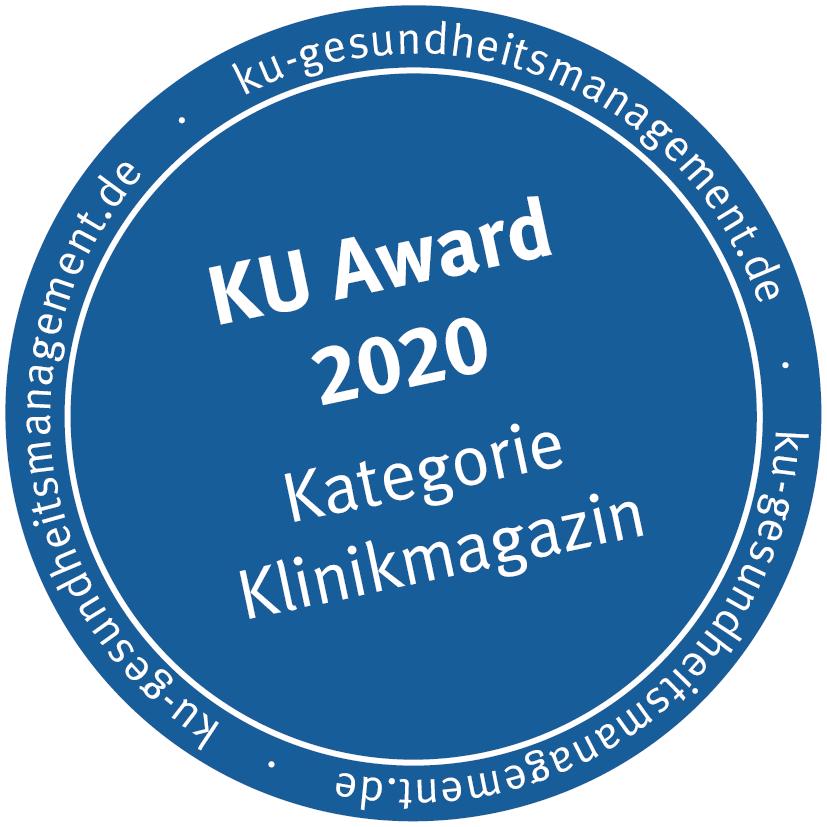 KU Award Klinikmagazin