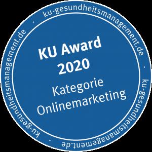 KU Award Onlinemarketing