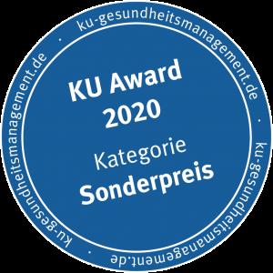 KU Award Sonderpreis