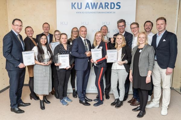 KU Awards - Preisträger 2019