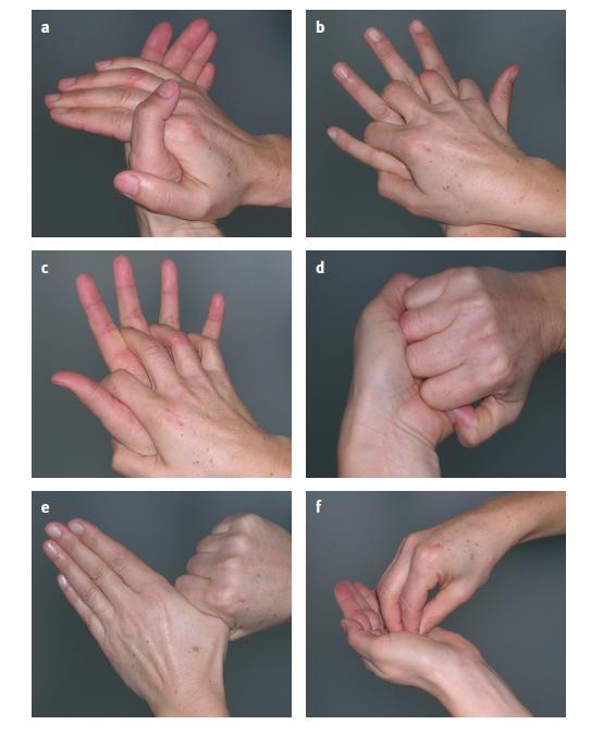 Merkblatt Hygienische Händedesinfektion Coronavirus Vorsorge