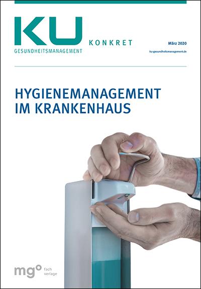 KU KONKRET: Whitepaper Hygienemanagement im Krankenhaus