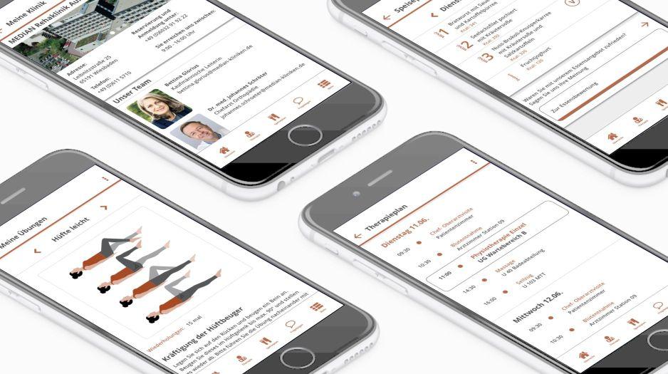Median App