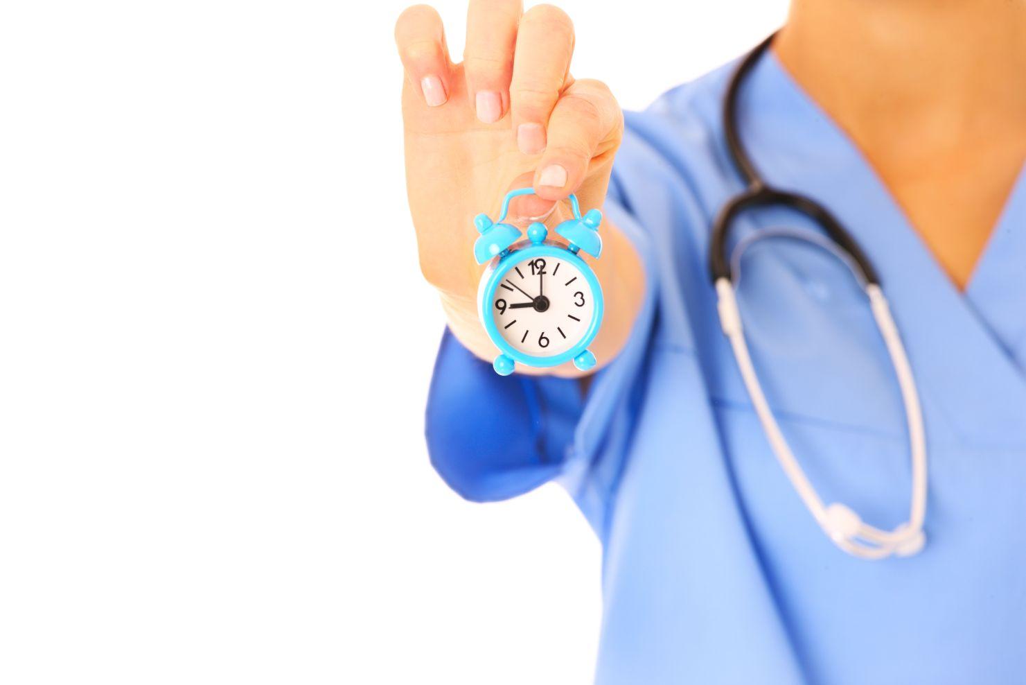 Arbeitszeit Krankenhaus