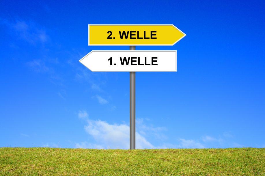Corona 2. Welle