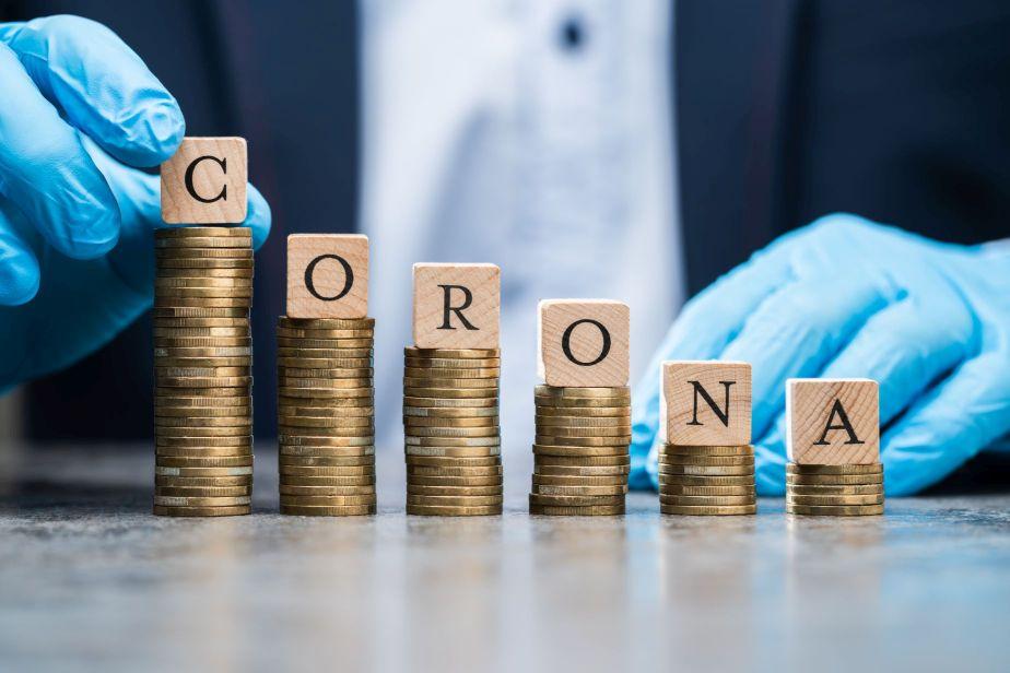 Corona Geld
