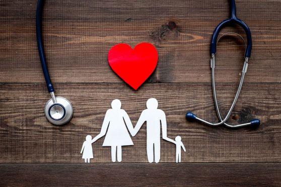 Familie Gesundheitssystem