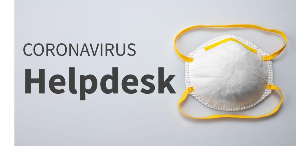 Schutzmaske Coronavirus