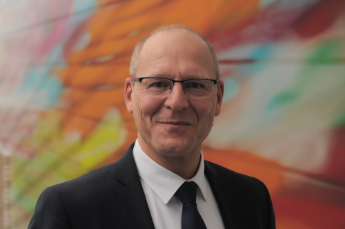 Markus Fritz Pflegedirektor Bergmannsheil