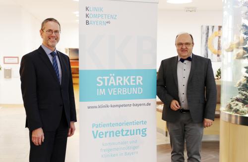 Strapper Klinik-Kompetenz-Bayern