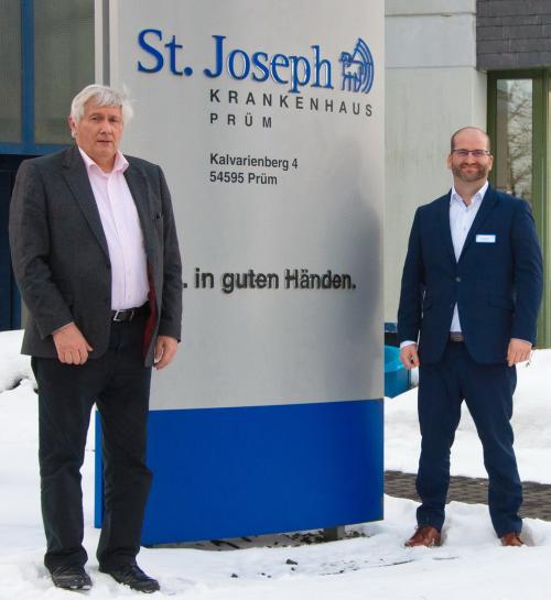 Geschäftsführer St. Joseph-Krankenhaus Michael Thum