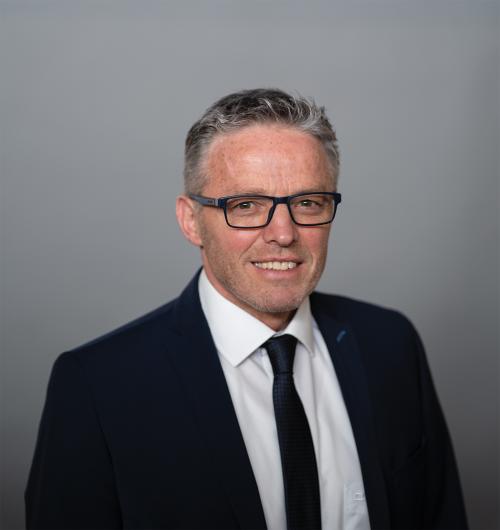 Siegfried Bultmann Geschäftsleiter