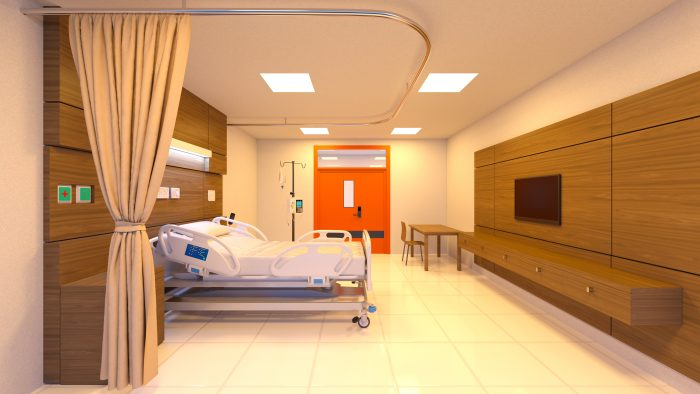 Einrichtungskonzepte Krankenhaus